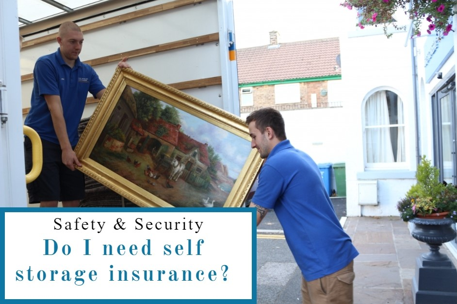 Why do I need self storage insurance in Bangor, ME?